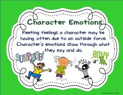 define it for your students i begin by diffeiating between character