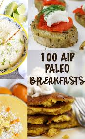 out of all three meals we eat breakfast while following the autoimmune protocol seems to stump many i rarely make something special for breakfast unless
