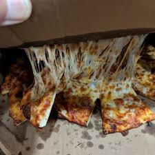 photo of round table pizza roseville ca united states lid smashed into