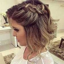 Image Idée De Coiffure Mariage Cheveux Mi Long Coiffure
