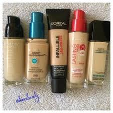 danniibeauty top five foundations for oily skin
