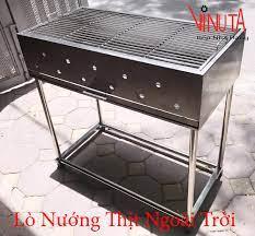 bếp nướng thịt ngoài trời dùng cho nhà hàng, quán ăn, gia đình giá rẻ