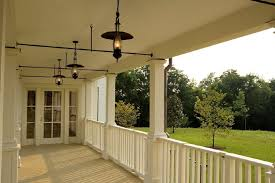 french outdoor lighting. farmhouse outdoor lighting porch with painted ceiling french door