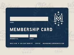 Mmbc Membership Card Membership Cards Member Card Vip Card