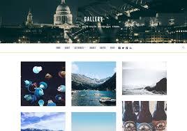 Wordpress Photo Gallery Theme Gallery Wordpress Theme By Upthemes