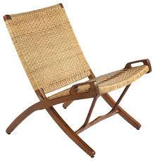 stilnovo vilhelm rattan folding chair