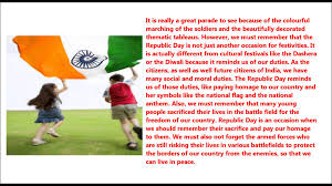 short essay on republic day  short essay on republic day