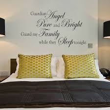Bedroom Wall Quotes Extraordinary Lovely Wall Sticker Quotes For Bedrooms Wall Decoration And Wall