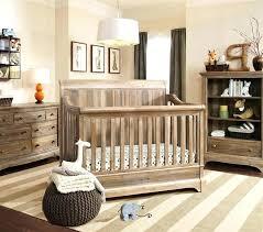 rustic crib set 3 piece nursery set in natural rustic crib dresser and bookcase rustic nursery