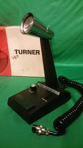 vintage turner super sidekick cb ham base mic microphone a75010 4  at Wiring Diagram For Turner M 38 Hand Mike