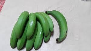 Cooking banana