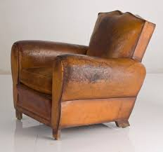 bunch ideas of leather club armchairs for your french deco leather club chair