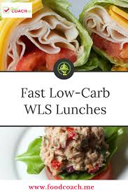 fast low carb lunches after bariatric surgery recipes easy to make ahead for fast lunches