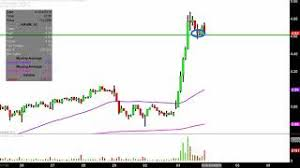 Arrowhead Research Corp Arwr Stock Chart Technical