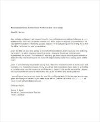 Recommendation Letter Request Best 48 Simple Recommendation Letter Template Free Word PDF Documents