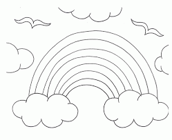 Small Picture Rainbow Coloring Book For Kids Rainbow Coloring Pages Girls