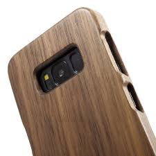 detachable handmade wood hard case for samsung galaxy s8 plus g955 walnut wood 6