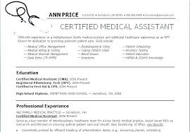 Medical Assistant Resumes Examples Fascinating Resume Objective For Administrative Assistant Position Career Change