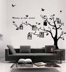 >new large black photo picture frame tree vine branch removable wall  photo picture frame tree wall decal vine branch removable wall sticker amazon hot selling