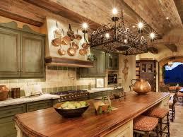 Mediterranean Kitchen Decor Cool Mediterranean Kitchens With Wooden Cabinet And Floor Kitchen