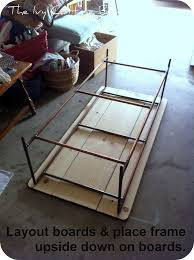 Restoration Hardware Coffee Table Knock Off, Diy, Painted Furniture,  Woodworking Projects, In
