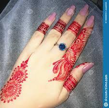 Mehndi Girls Design Mehndi Design Stock Photo Image Of Best Beautiful 125660018