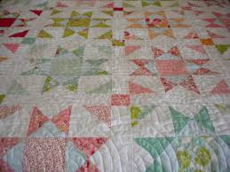 Quarter-Square Triangle Quilt Patterns to Try   Patterns, Fabrics ... & Quarter-Square Triangle Quilt Patterns to Try Adamdwight.com