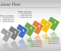 Flow Template Free Flow Chart Powerpoint Templates