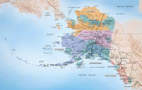 travel alaska  alaska cities and towns