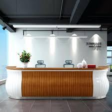 office front desk design. Receptionist Desk Design New Office Reception Table For Big Space In Desks . Front