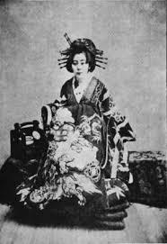 江戸時代 太夫 Yahoo検索画像 Vintage Photo2019 花魁