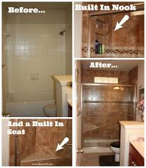 bathroom remodel tub to shower project