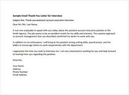 Best Solutions Of Thank You Letter To Recruiters Fancy Thank You