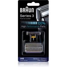 <b>Braun Series 3 31S</b> CombiPack Foil & Cutter бреющая <b>сетка</b> и резак