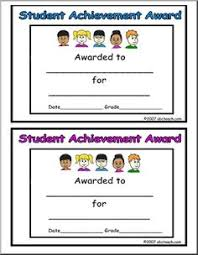 Achievement Awards For Elementary Students 38 Best Teaching Ideas Student Achievement Images Classroom Setup