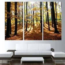 >tree wall art canvas tree landscape art canvas art large wall art  tree wall art canvas three panel autumn tree wall art canvas forest canvas print art large