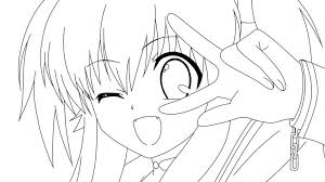 Printable Anime Coloring Pages Nocl Free Printable Inuyasha Coloring