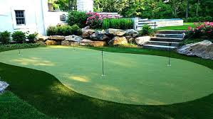 build your own putting green bckyrd how can i a in my backyard to an indoor at build your own putting green