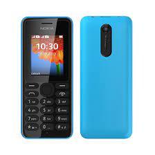 Nokia 108 Dual SIM (Cyan)