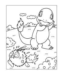 Pokémon Coloring Pages Coloringrocks