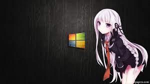 46+] Anime Girl Wallpaper Windows 10 on ...