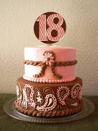 32 Elegant Photo Of 18th Birthday Cakes Entitlementtrapcom