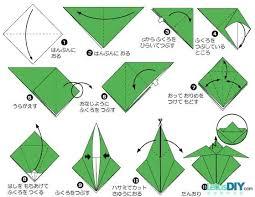 Folding Paper Flower Diy Paper Folding Paper Sea Turtle Letusdiy Org Diy
