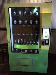 Bc Pain Society Vending Machine Impressive Zazzz Marijuana Vending Machine FOREX Trading