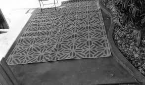 kohls outdoor rugs