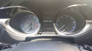 Reset Toyota Maintenance Light How To Reset The Maintenance Required Light On A 2014 Toyota