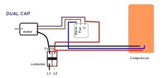 ac dual capacitor ac dual capacitor wiring diagram fresh ac dual dual capacitor wiring diagram ac dual capacitor wiring diagram for dual capacitor