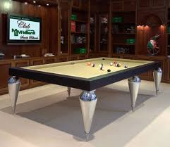image of contemporary pool tables under 5000