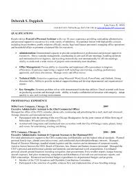 Good Key Strengths For Resume Sample Skills Examples In Executive Assistant  Core Competencies Personal Qualities And ...