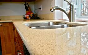 quartz manufactured stone countertops as countertop water filter engineered
